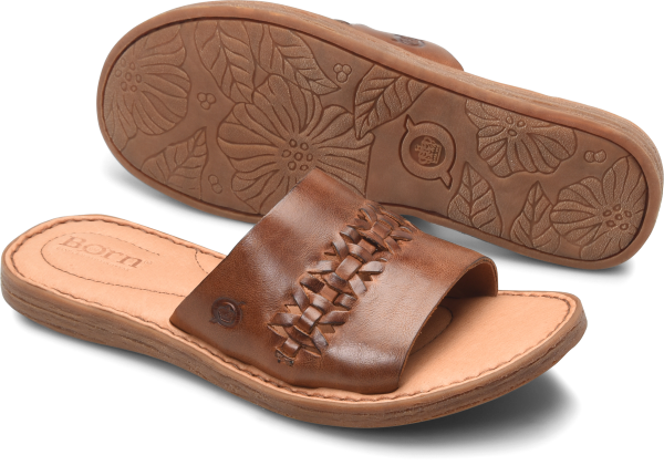 BORN St Francis : Brown – Womens