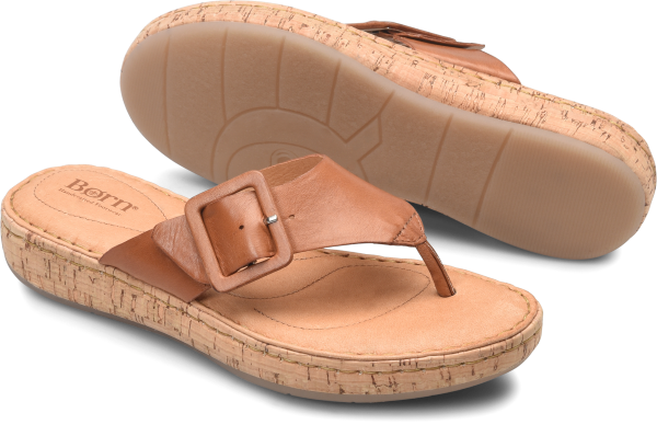 BORN Fort Pierre : Brown - Womens