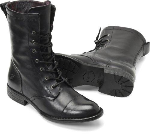 Born Neon in Black - Born Womens Boots