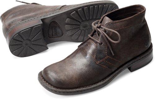 8163921fa Born Harrison in Castagno Distressed - Born Mens Boots on Bornshoes.com