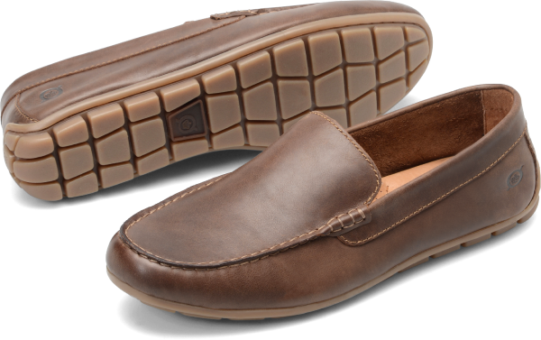 BORN Allan : Brown - Mens