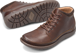 Nigel Boot in color Brown Dark Brown Combo