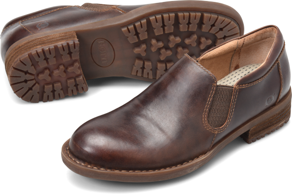 BORN Senn : Brown - Mens
