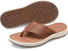 96b7a71bcb61 The Born Men s Sandals Collection of Shoes. Shown in British Tan (Brown)