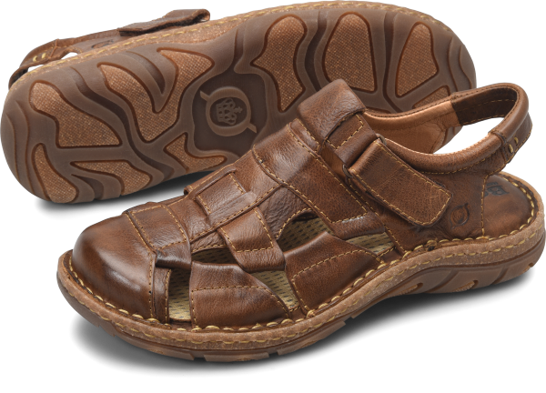 BORN Cabot III : Brown - Mens