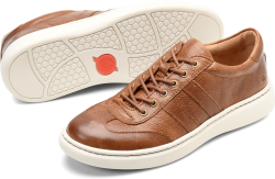 Fade Lace Up in color Bourbon