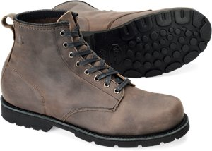 Grey Grizzly Brooklyn Boot Rough Lands