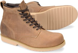 Bison Tan Brooklyn Boot Rough Lands 2.0