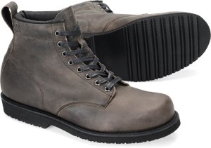 Grey Grizzly Brooklyn Boot Rough Lands 2.0