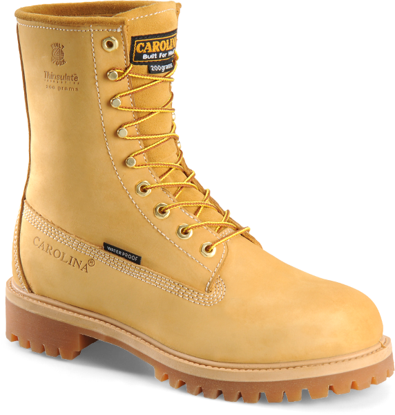 Carolina INSULATED JOURNEYMAN : LIGHT BROWN - Mens