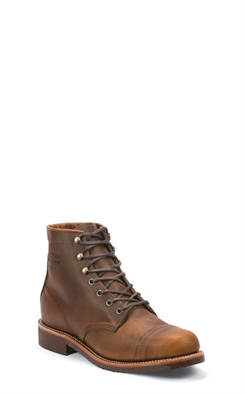 Image for SMITH TAN 6 boot; Style# 1901G47