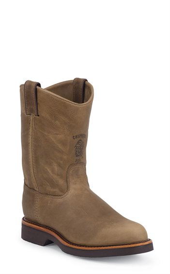 Image for CORBIN PULLON TAN boot; Style# 20077