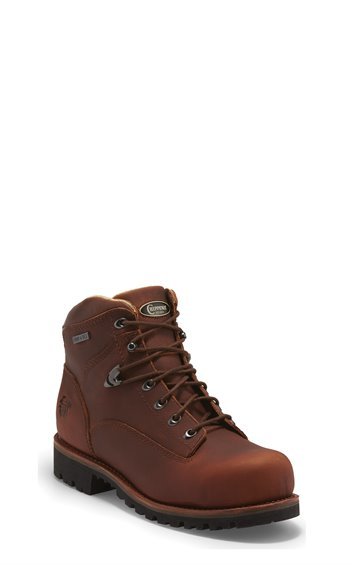 "Image for 6"" ELEMENTUM W/P NANO COMP TOE LACE UP boot; Style# 20551"