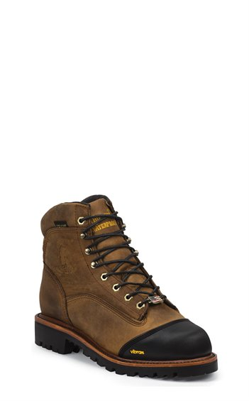 Image for BOLGER WATERPROOF COMP TOE 6 boot; Style# 25371
