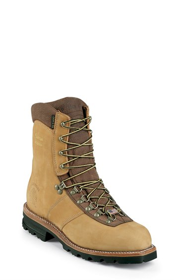 Image for WEDDELL GOLDEN NUBUC ARCTIC boot; Style# 25466