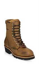 Image for ELLICOTT INS WATERPROOF S TOE LOGGER boot; Style# 26341