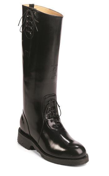 Image for BADEN TROOPER BLACK POLISH boot; Style# 27950