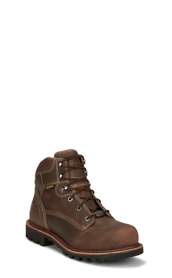 "Image for 6"" BOLVILLE FOSSIL boot; Style# 73201"