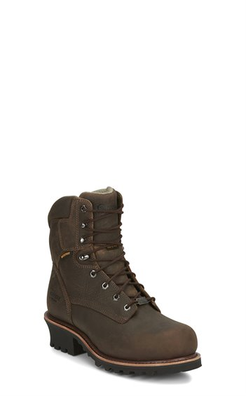 "Image for 9"" BOLVILLE EARTHQUAKE BROWN boot; Style# 73213"