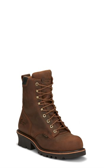 "Image for 8"" VALDOR HD TAN boot; Style# 73236"