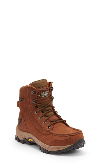 "Image for 6"" SEARCHER II W/P MOC TOE LACE UP boot; Style# L24979"