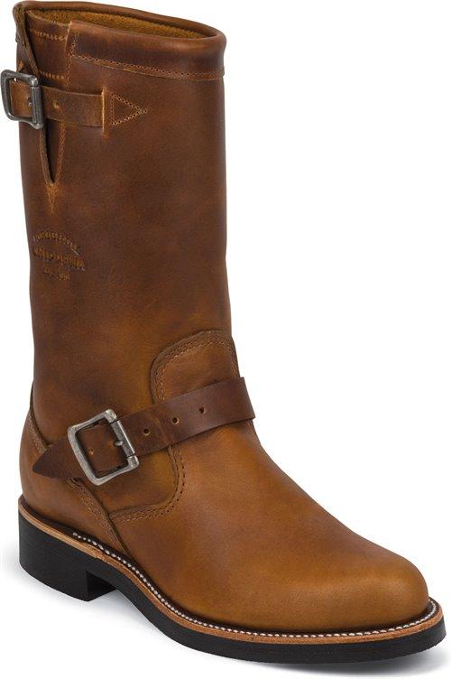 Chippewa Boots Raynard Tan 11 Inch In Medium Brown