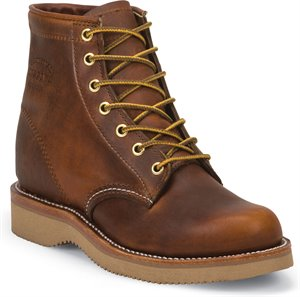 Tan Chippewa Boots Keota Tan 6 Inch