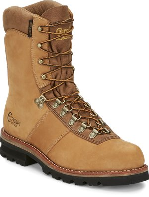 Tans Chippewa Boots 9 Weddell Golden