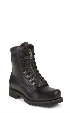 Black Chippewa Boots Brigand