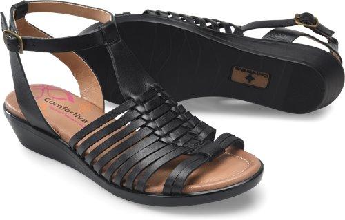 Black Comfortiva Farina