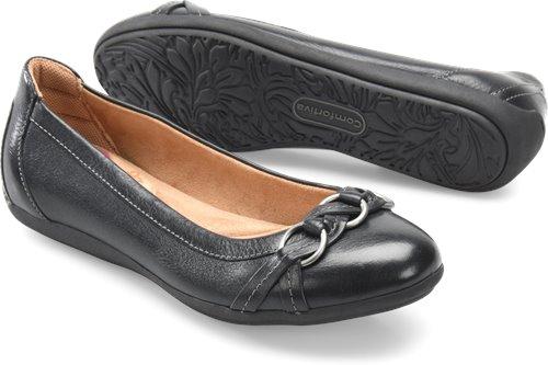 Black Comfortiva Maloree