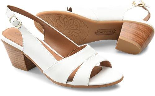 White Comfortiva Alonna