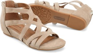 Baywater Suede Comfortiva Mayra