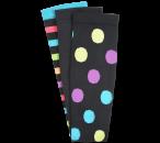 3 Pair Multi Pack Socks in Brights