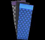 3 Pair Multi Pack Socks in Sporty Dot