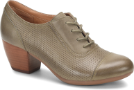 Angelique in Pale Olive