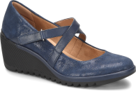 Alice in Navy Suede