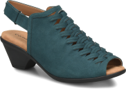 Finella in Teal