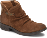 Tarrant in Brown Suede