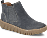 Hartley in Denim Suede