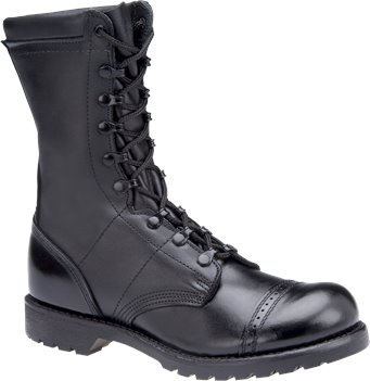 Black Corcoran 10 Inch Field Boot