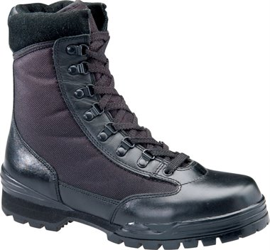 Black Corcoran 9 Inch Traditional Mach Boot