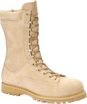 Tan Corcoran 10 Inch Field Boot