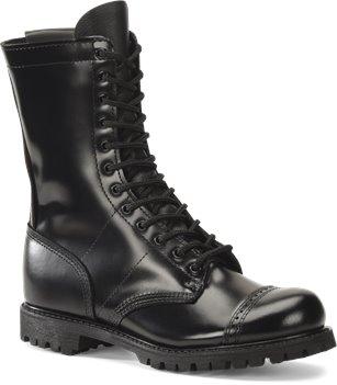 Black Corcoran 10 inch Side Zipper Field Boot