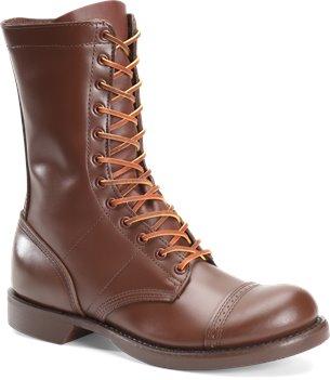 Dark Brown Corcoran 10 In Brown Jump Boot