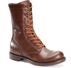 Brown Corcoran 10 In Original Jump Boot