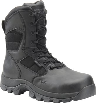 Black Corcoran 9 inch Composite Toe  Mach Boot