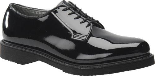 Black Corcoran Ladies Clarino Oxford