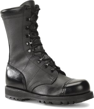 Black Corcoran 10 Inch ST Field Boot