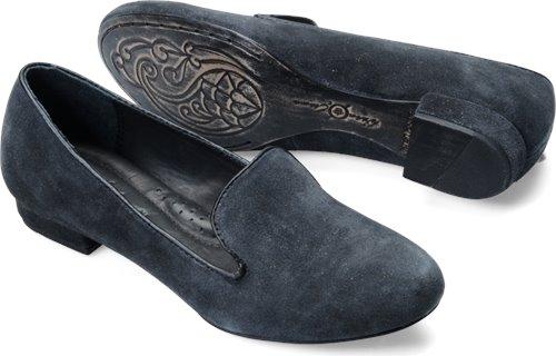 Grey Suede Born Crown Tana